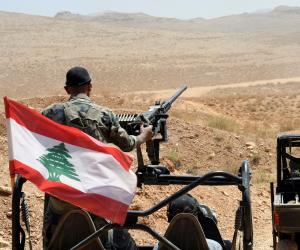 الجيش اللبنانى يعثر على 7 عبوات ناسفة من مخلفات التنظيمات الإرهابية