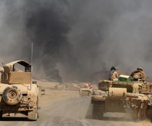 إحباط هجوم لداعش في جنوب غرب قضاء سامراء العراقية