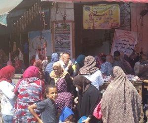 إقبال شديد على منافذ بيع اللحوم بالإسكندرية… المواطنين الأسعار مرتفعة جدا والأرخص منافذ القوات المسلحة والمجمعات الإستهلاكية  (صور)