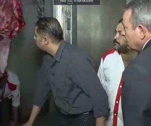 مساعد وزير الداخلية لشرطة التموين يتفقد المجمعات الاستهلاكية ومنافذ بيع اللحوم (فيديو)