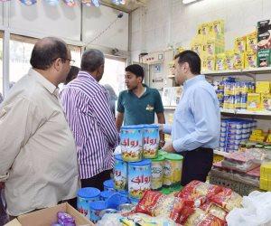 حملات رقابية غدًا للتأكد من التزام المنتجين بكتابة الأسعار على العبوات