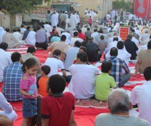 وكيل «أوقاف الجيزة» يطالب المصلين باستغلال العيد في التراحم فيما بينهم