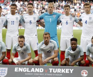 الشوط الأول.. إنجلترا تتعادل مع سلوفينيا في مواجهة بتصفيات المونديال