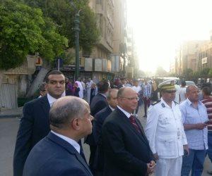مدير أمن القاهرة يتفقد الحالة الأمنية بالعاصمة في أول أيام عيد الأضحى
