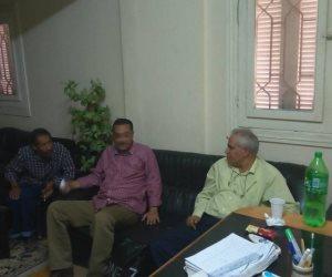 خلال العيد.. «صرف القناة وسيناء» يتفقد مقر الإدارة العامة في بورسعيد