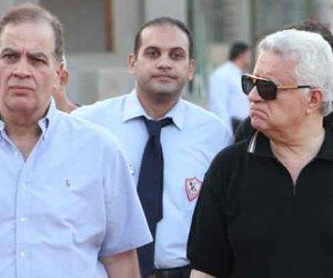 مرتضى منصور يستدعى كوفي ورفعت لاجتماع الحسم