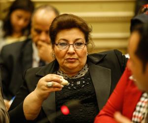 """مارجريت عازر: كلمة السيسي في """"حكاية وطن """" أثلجت صدور الشعب المصري"""