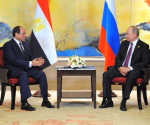 العلاقات المصرية الروسية.. من عبد الناصر إلى السيسي