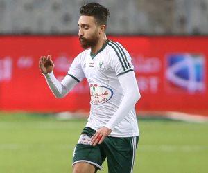 محمد عمر يكشف سبب استبعاد «كابوريا» أمام المصري