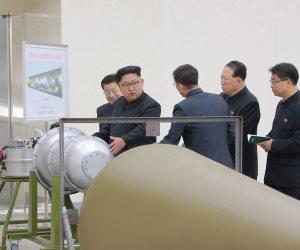 كوريا الشمالية تتحدى العالم.. كيم جونج أون يشهر سلاحه الجديد في وجه المجتمع الدولي
