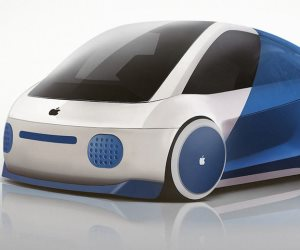أبل تخطط لخدمة نقل موظفيها بسيارات ذاتية القيادة