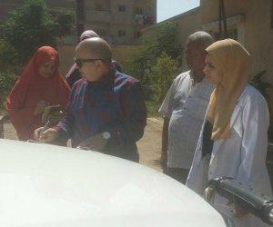 صور| إحالة مدير مستشفى و24 طبيبا وموظفا للتحقيق بسبب الغياب بالسنطة