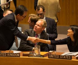 واشنطن تواصل انحيازها لإسرائيل.. وتدعو لاجتماع لمجلس الأمن لمناقشة إطلاق صواريخ على تل أبيب