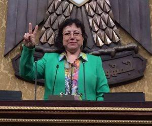 برلمانية تتقدم بطلب إحاطة بخصوص فشل منظومة الصرف الصحي في مصر