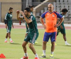 حسام حسن يصطحب 22 لاعباً إلى الإسكندرية لإقامة معسكر مغلق