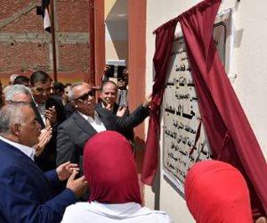 محافظ الشرقية يفتتح مدرسة عزبة الدالي الإعدادية بمركز الزقازيق بـ2 مليون و615 ألف جنيه