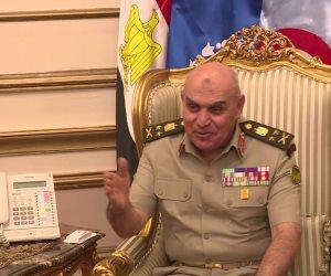 وزير الدفاع يلتقى رئيس هيئة الأركان الباكستانى