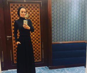 المتحدثة باسم الخارجية الروسية ترتدي الزي الإسلامي خلال زيارتها للسعودية