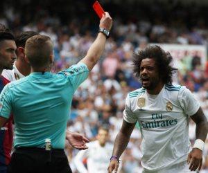 رسمياً.. تخفيض عقوبة مارسيلو إلي مباراة واحدة