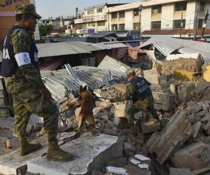 مقتل 5 أشخاص على الأقل قرب العاصمة المكسيكية جراء زلزال