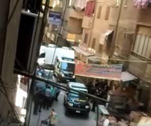 «أمن الدولة» تحقق في مقتل 9 إرهابيين بأرض اللواء..  والنيابة تستعجل تقرير الطب الشرعي