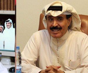 أحمد الجار الله & عبد الله العذبة.. الأول يدعو للوحدة الخليجية والثاني يتطاول على الجوار