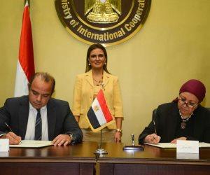 مصر للمقاصة: سنقدم 60 خدمة للمستثمرين بشكل مجاني استجابة لطلب سحر نصر