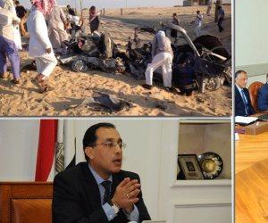 نشرة أخبار السادسة.. السيسي يستعرض الموقف التنفيذي لمشروعات الإسكان الاجتماعي