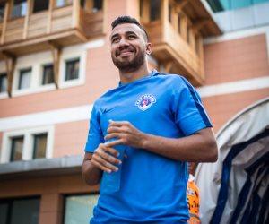 تريزيجيه أساسيًا أمام فريق بورصا سبور بالدوري التركي