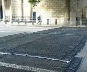 بريطانيا تبتكر حيلة جديدة لإيقاف سيارات الإرهاب (صور وفيديو)