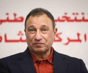 بالأسماء.. الخطيب يعلن قائمته في انتخابات الأهلي