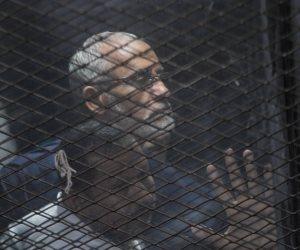 """غدا.. محاكمة بديع والعريان والبلتاجي في """"فض اعتصام رابعة"""""""
