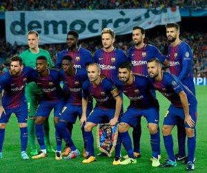 برشلونة أقوى متصدر لليجا منذ عام 2004