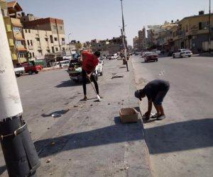 رئيس نظافة القاهرة يطالب المواطنين بالاتصال على الخط الساخن حال عدم مرور عامل الجمع السكنى