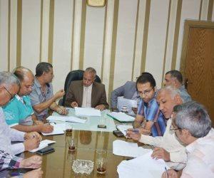 وفد من مجلس الوزراء يزور سوهاج لمتابعة المشروعات المتعثرة بالمحافظة