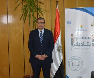 وزير القوى العاملة عقب الإدلاء بصوته: لم نرصد أي ملاحظات