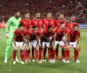 غداً.. الأهلي يخوض آخر مران على ملعب رادس قبل موقعة الترجي