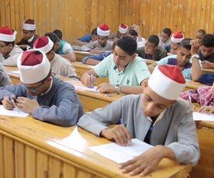 اليوم.. انتهاء أعمال اختبارات القبول بمعهد شعبة العلوم الإسلامية