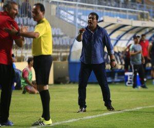 علاء عبد العال : سنطلب إعادة مباراة الزمالك والداخلية