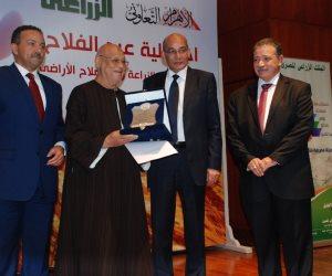 وزير الزراعة: تاريخ الفلاح المصري مليئ بالإنجازات الحقيقية