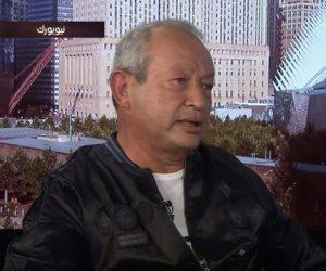 نجيب ساويرس: «عبد الناصر حب يوزع الرزق بدل ربنا»