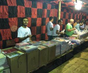 «من أجل مصر» تفتتح معرضا لبيع مستلزمات المدارس في القاهرة