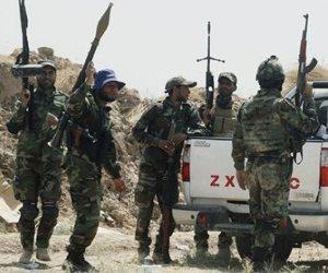 إصابة 4 عناصر من الحشد في هجوم لـ«داعش» استهدف معسكر تدريبي بالعراق
