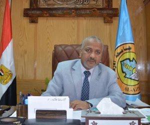 نائب رئيس جامعة الأزهر يتفقد لجان الامتحانات بأسيوط