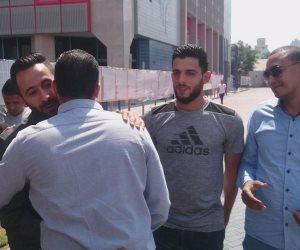 عبد الله الشامى يكشف نقطة تحول المفاوضات من لبنان إلى الأهلي (صور)