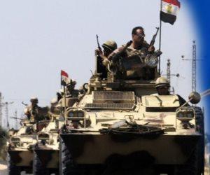 نشرة السادسة مساءا.. القوات المسلحة تدمر 4 أوكار إرهابية بوسط سيناء