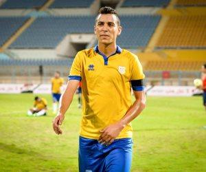 إبراهيم حسن: أعتز بأهدافي بالزمالك ولكن أتمنى هز شباك الأهلي لأول مرة