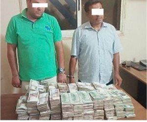 بعد رفض ضباط رشوة 200 ألف جنيه.. القبض على تشكيل عصابي للاتجار بالعملة