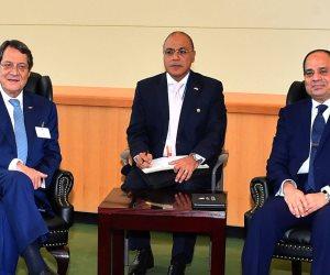 الرئيس السيسي يتوجه إلى قبرص في زيارة رسمية تستغرق يومين
