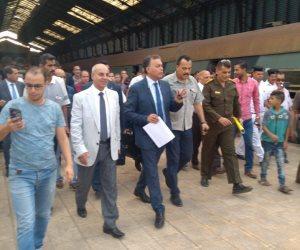 ميناء الإسكندرية يسند أعمال جديدة لشركة السكك الحديدية للخدمات